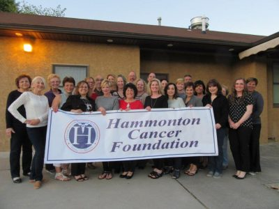 Hammonton Cancer Foundation's Fundraiser at Andy's Pizza and Ristorante